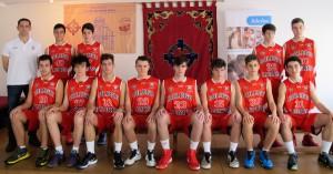 Equipos Baloncesto Federados 2016/2017